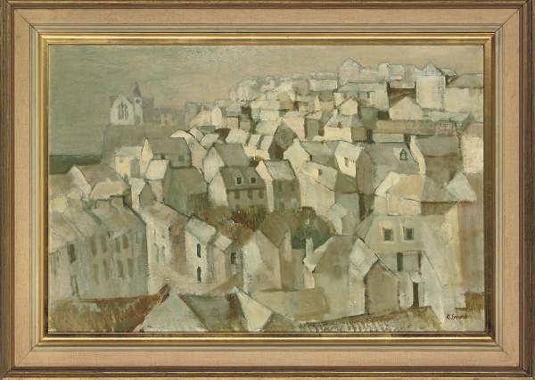 Ken Symonds, (b. 1927)