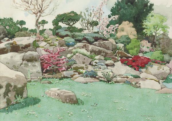 Alethea Garstin (1894-1978)