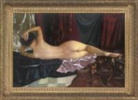 Silk and seduction