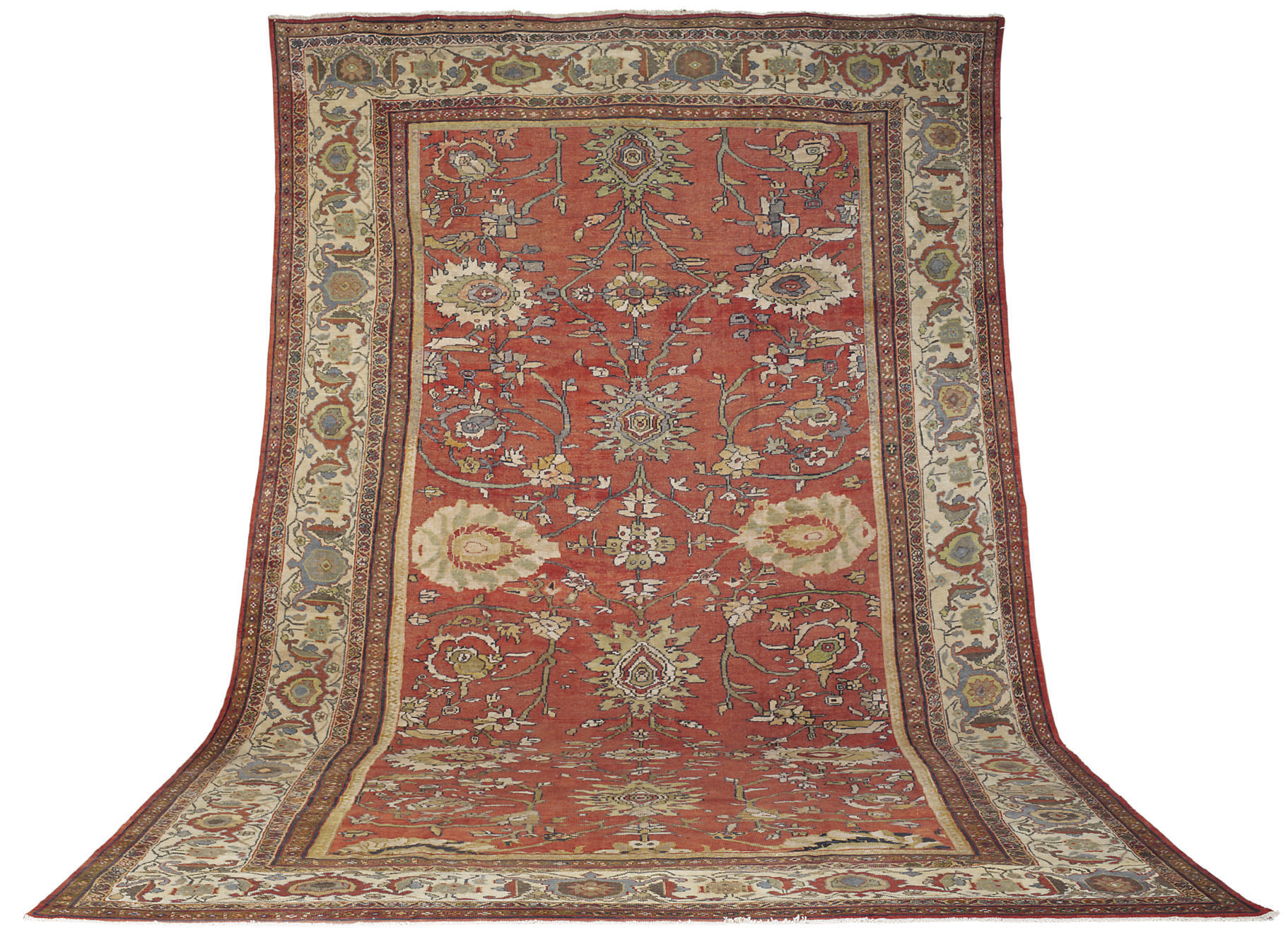 A Sultanabad carpet, West Pers