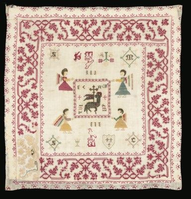 A COLLECTION OF EMBROIDERIES