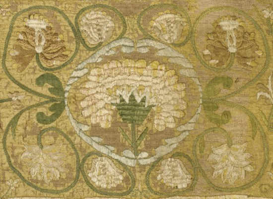 AN ALTAR FRONTAL, PORTUGUESE
