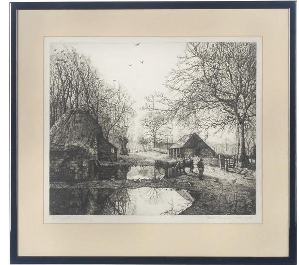 Allan Gwynne-Jones, R.A. (1892