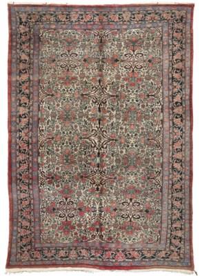 A fine Bijar carpet