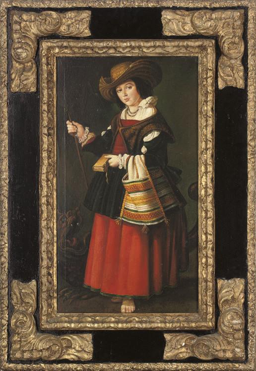 After Francisco de Zurbaran