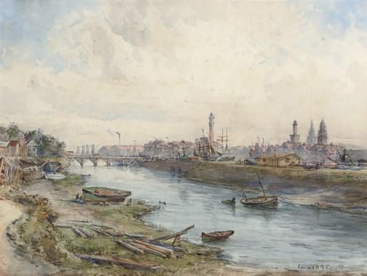 Conrad H.R. Carelli (1869-1956
