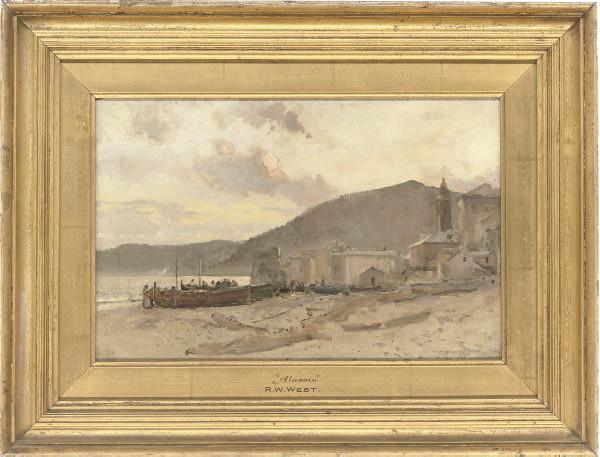 Richard Whatley West (1848-190