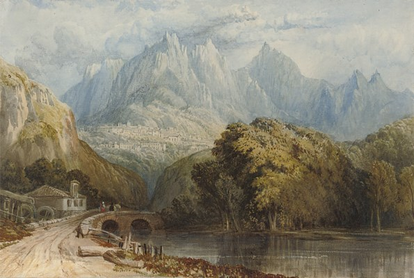Clarkson Stanfield, R.A. (1793