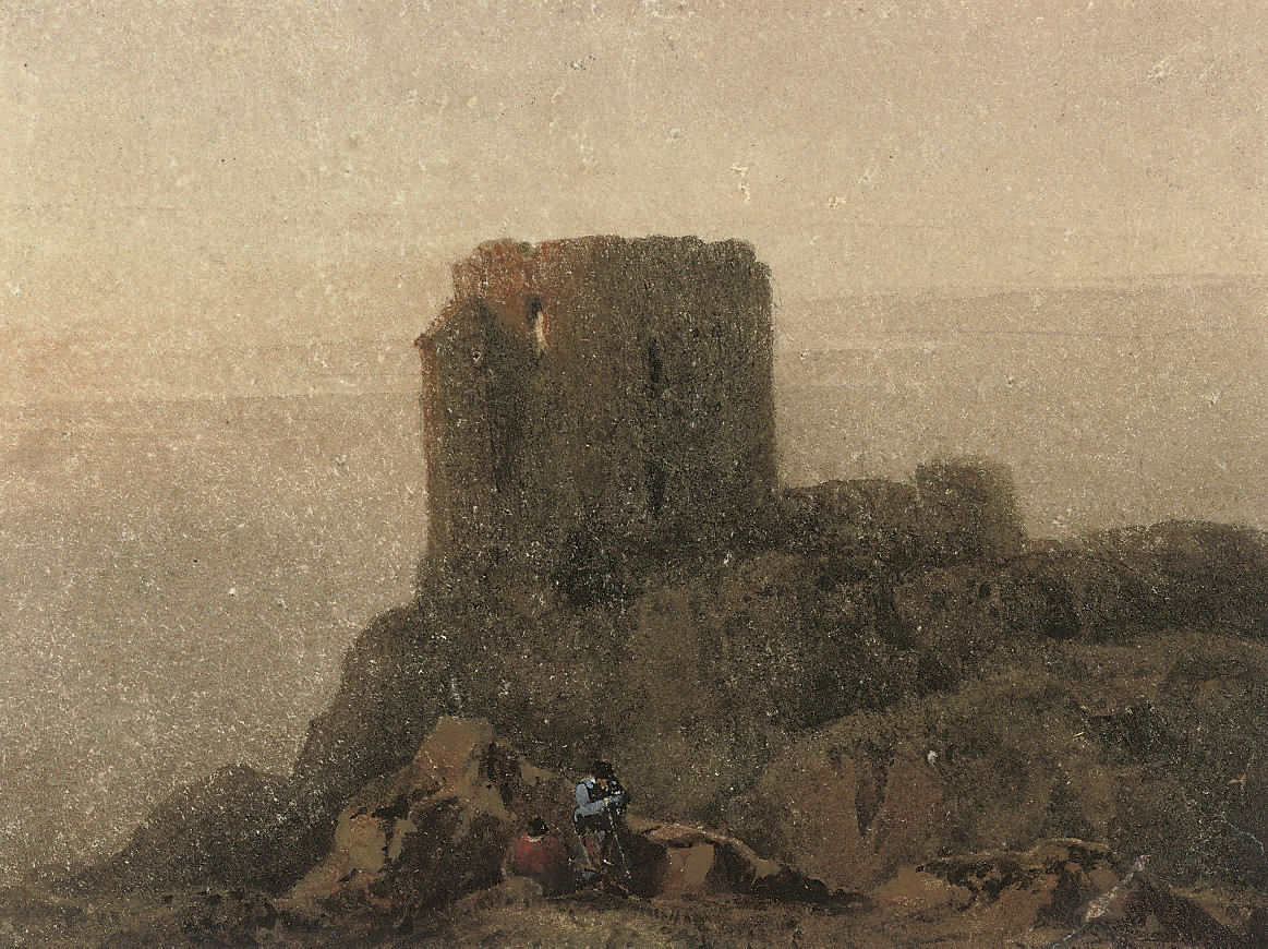 Attributed to David Cox, Sen.,