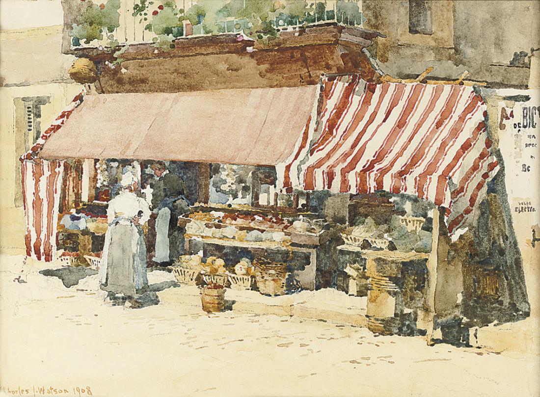 Charles John Watson (1846-1927