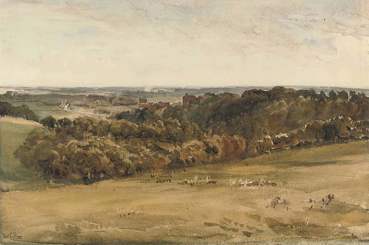 Thomas Collier, R.I. (1840-189