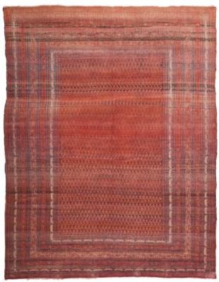 An unusual Seraband carpet