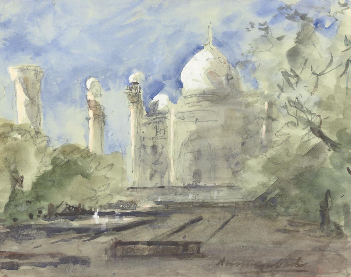 A temple at Aurangabad
