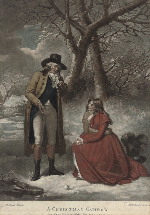 A Christmas Gambol