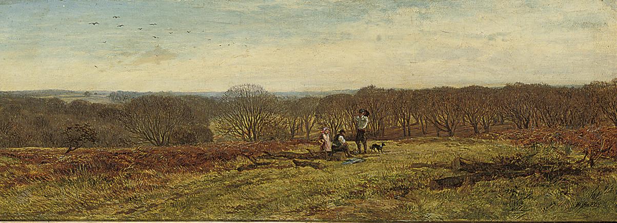 Heywood Hardy (1834-1933)