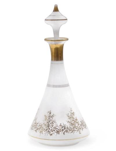 A CONTINENTAL SEMI-OPAQUE GLAS
