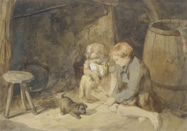 Charles Green, R.I. (1840-1898