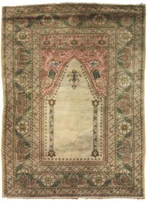 A fine silk Pandorma prayer ru
