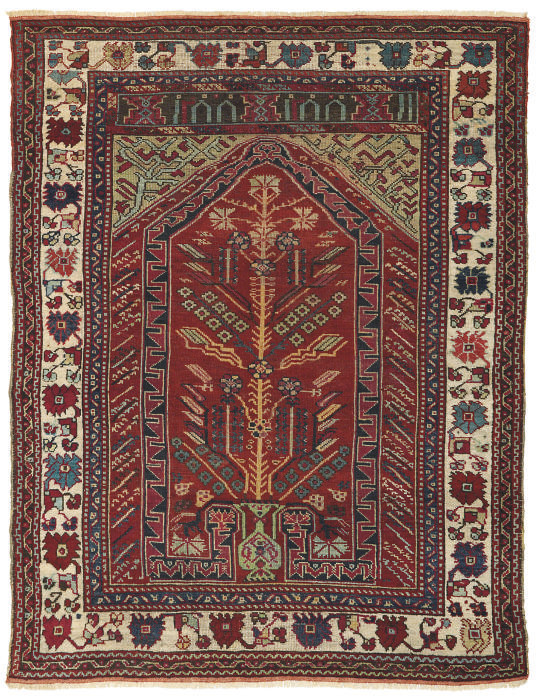 An unusual antique Anatolian p