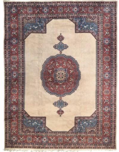 A fine Sparta carpet