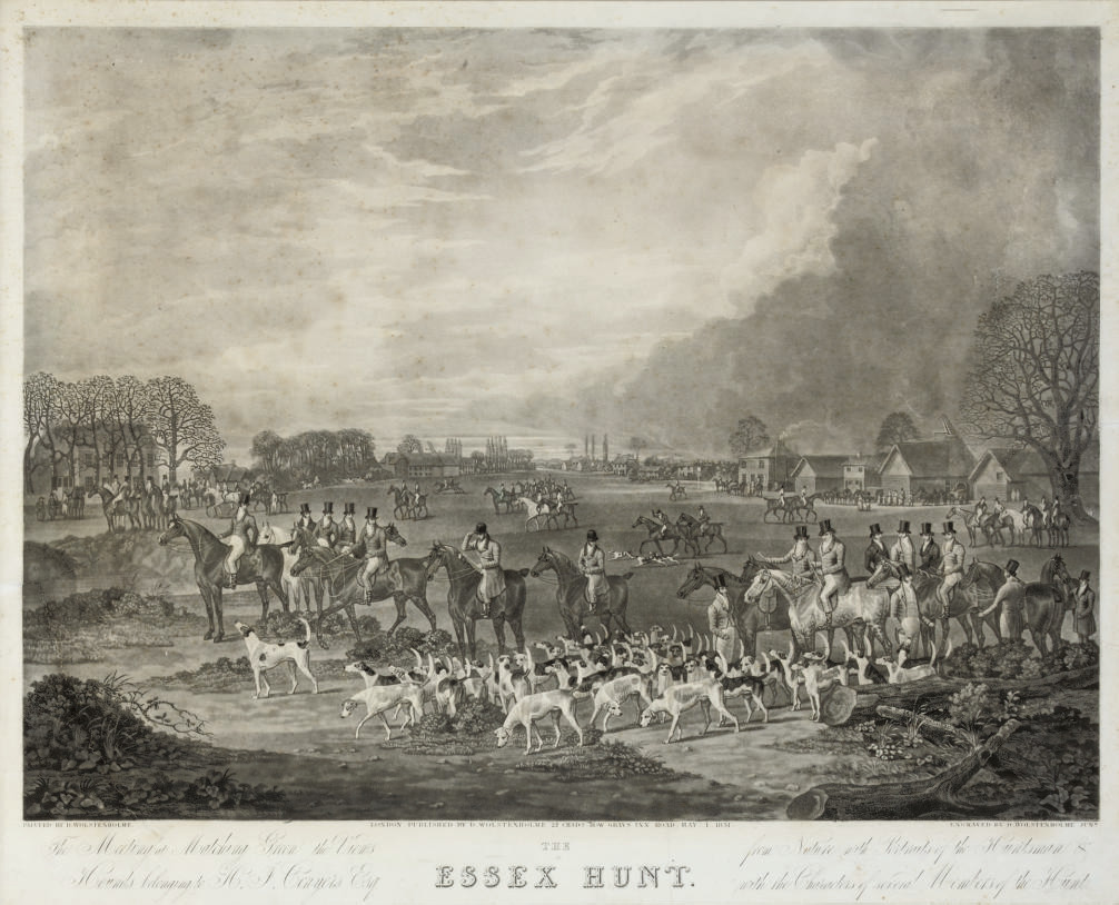 Dean Wolstenholme, Jnr. (1798-