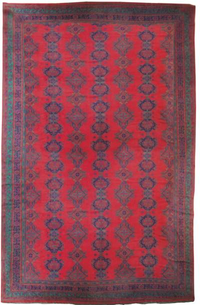A massive Turkey carpet of Smy