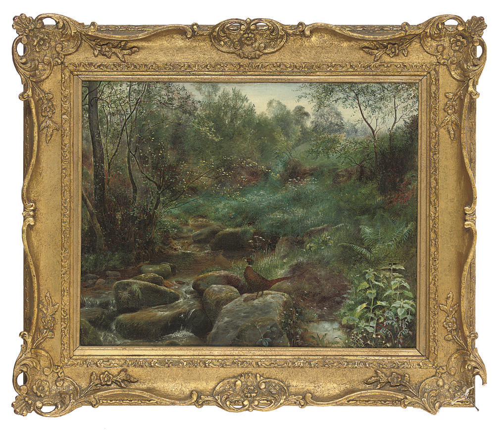 Attributed to Tom Hold, 19th C