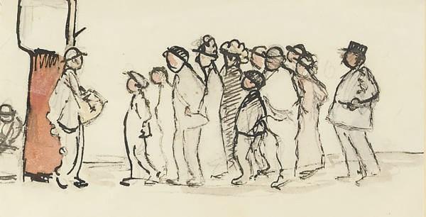 Claud Lovat Fraser (1890-1921)