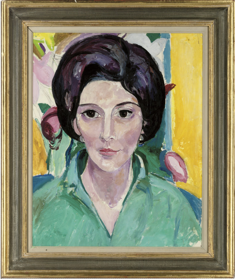 Portrait of Jenny Hamnet