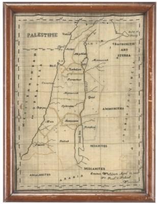 PALESTINE, A SAMPLER BY EMMA W