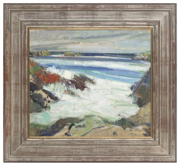 High tide, Traigh