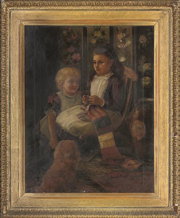 R. Mesham, 19th Century
