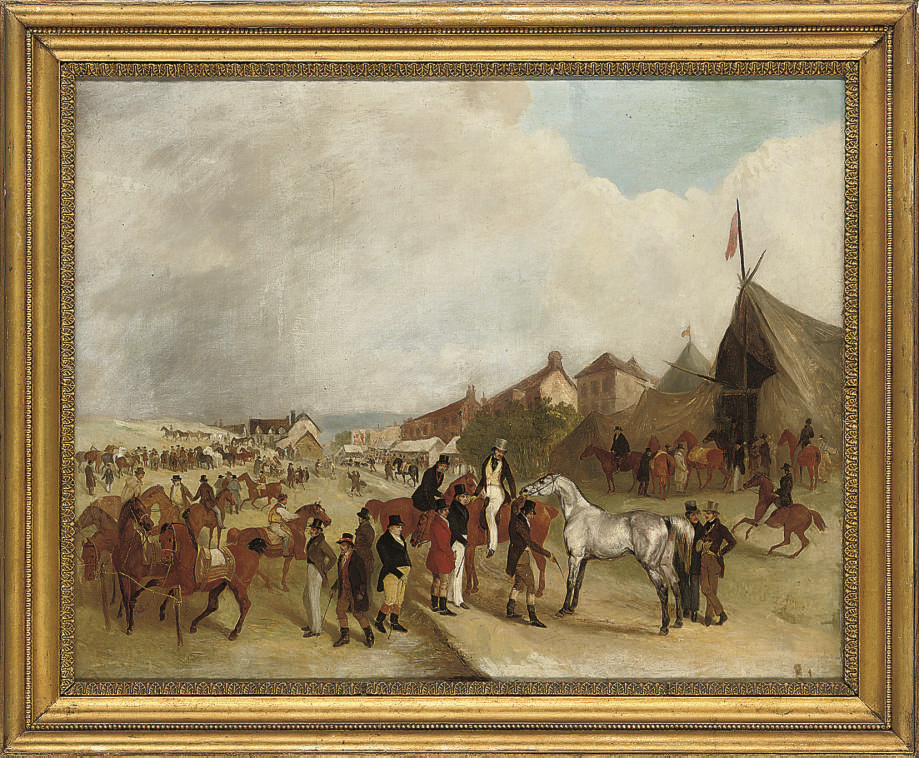 At the horsefair