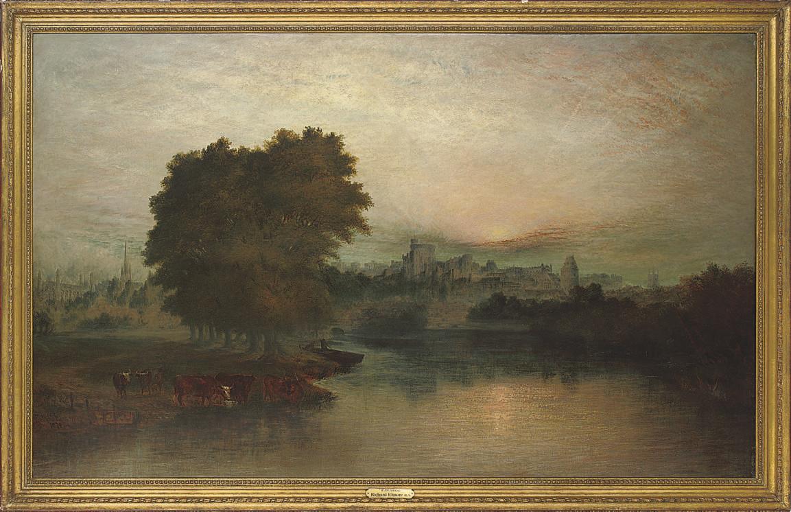 Richard Elmore (fl.1852-1885)
