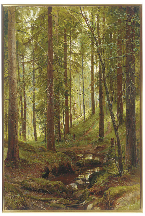After Ivan Ivanovich Shishkin