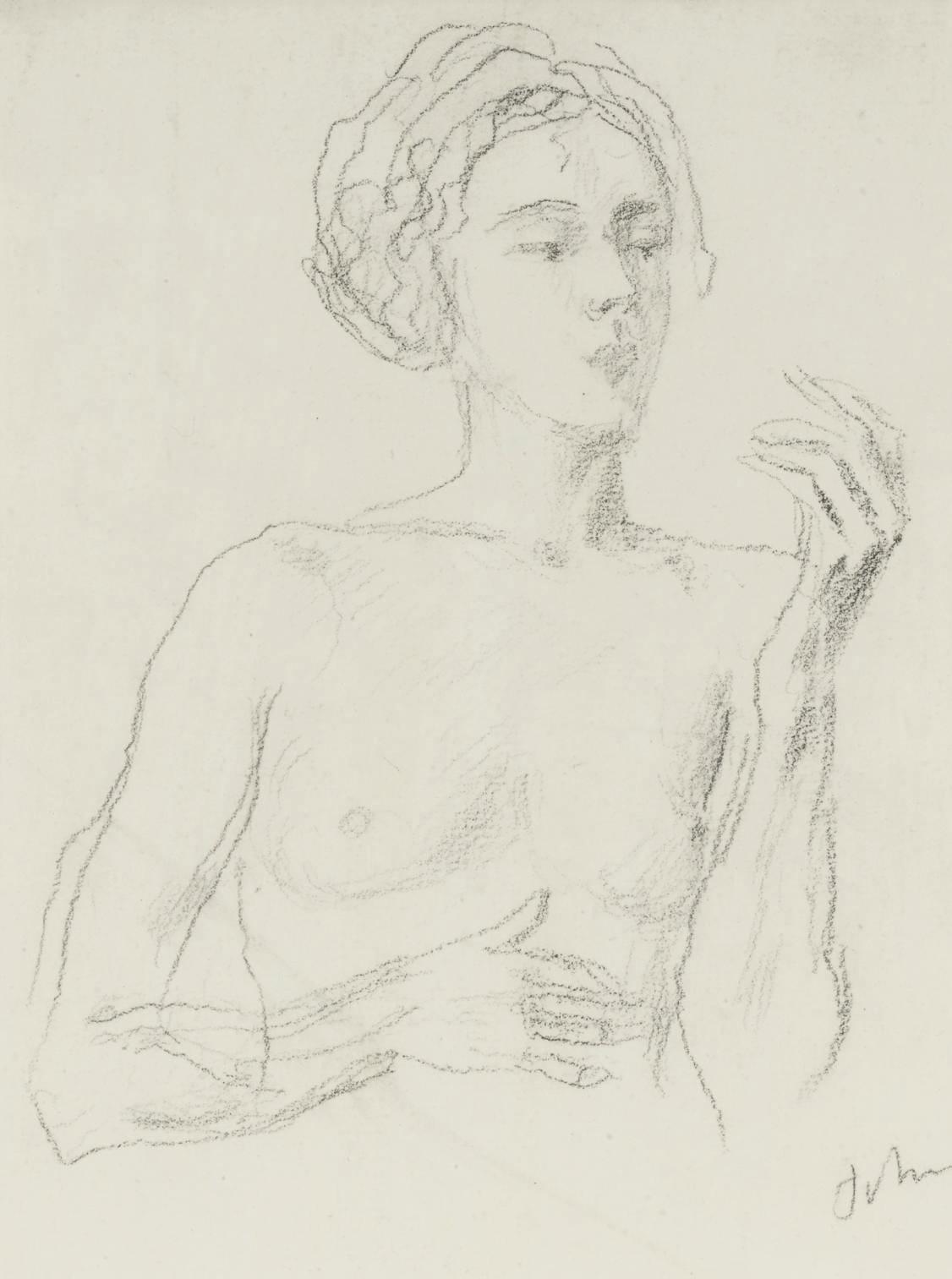 Augustus Edwin John, R.A. (187