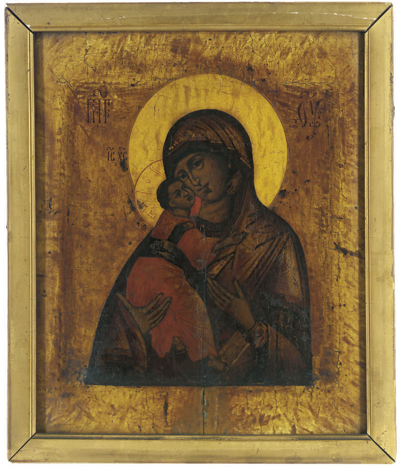 VLADIMIRSKAYA MOTHER OF GOD