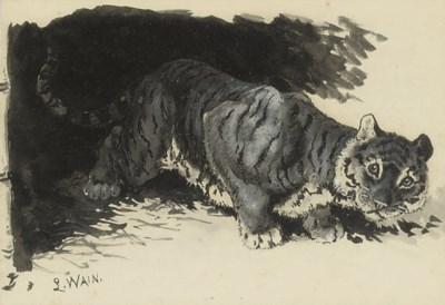 Louis William Wain (1860-1939)