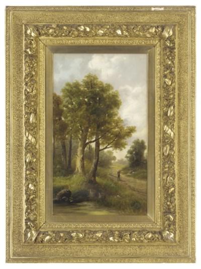 George Haller, 19th Century