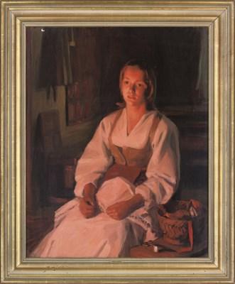Sam Uhrdin (SWEDISH, 1886-1964