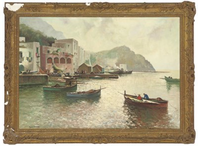 Guido Odierna (Italian, b.1913