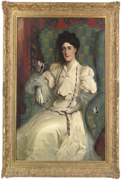 Frank H. Simpson, circa 1903