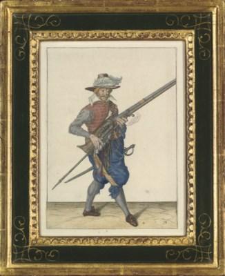 Jacob de Gheyn (1565-1629)