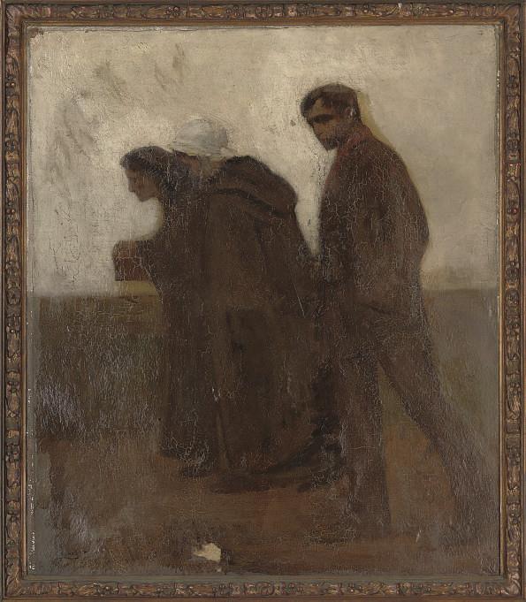 Tony van Os (BELGIAN, 1866-194