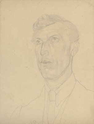 Sir Stanley Spencer, R.A., N.E