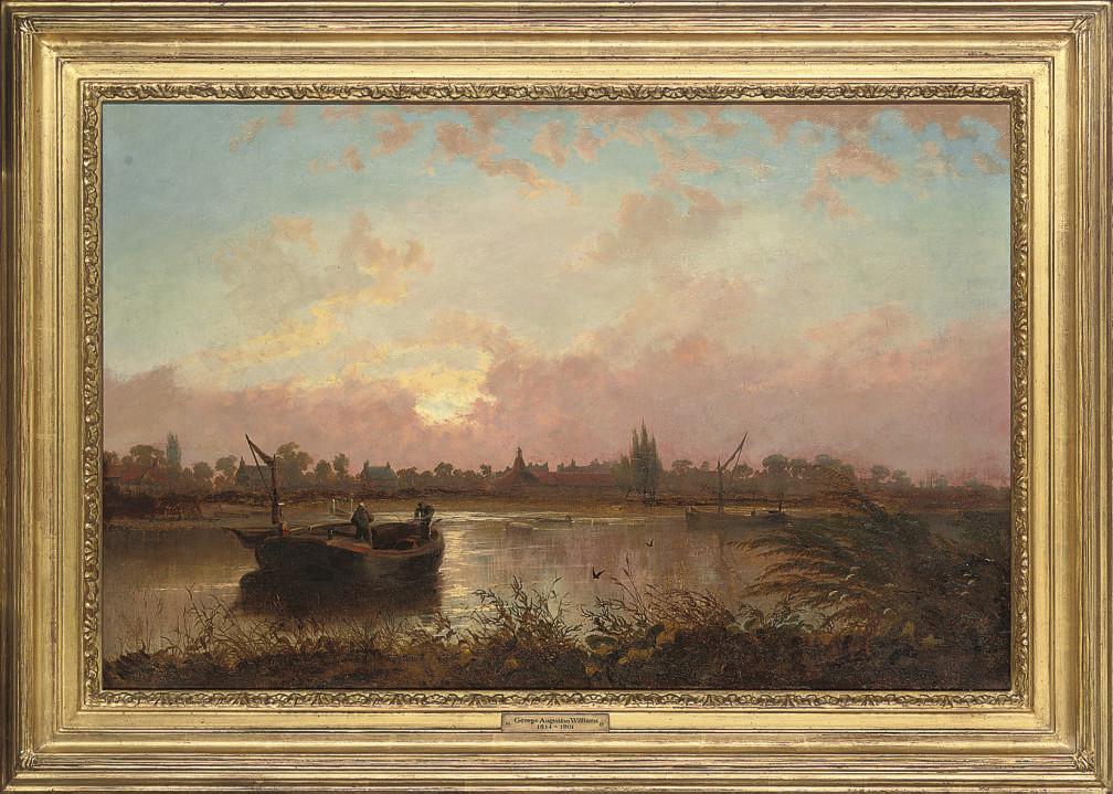 George Augustus Williams (1814