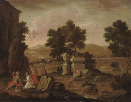 Circle of Jan Baptist Huysmans