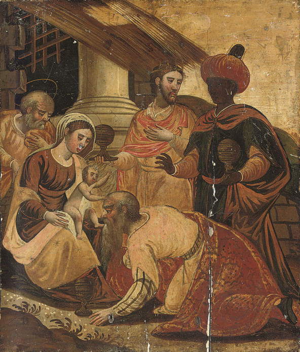 Italo-Cretan School, 17th Cent