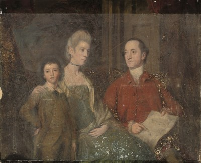 Circle of Sir Joshua Reynolds,