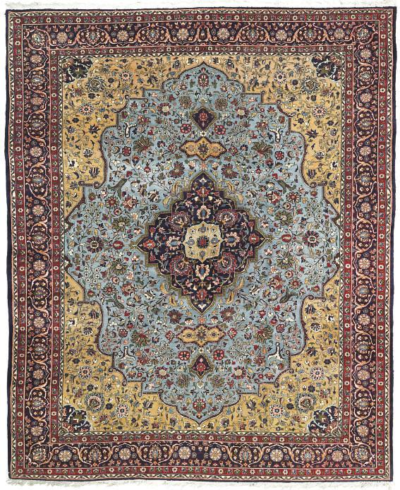 Fine North Persian carpet